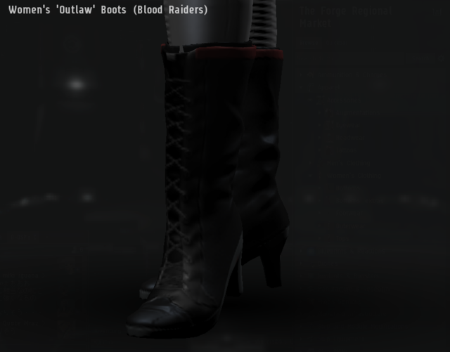 Women's 'Outlaw' Boots (Blood Raiders).png